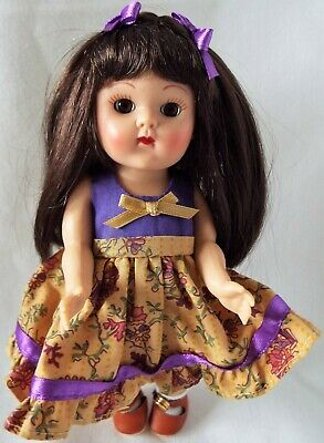 Vogue 2008 PEANUT BUTTER Vintage Reproduction Ginny Doll LE 500