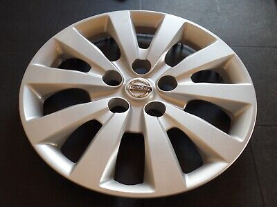Nissan Sentra Hubcap Wheel Cover Great Replacement 2013-2017 Retail $103 Ea  A45