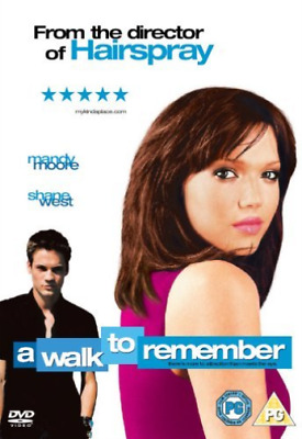 Shane West, Mandy Moore-Walk to Remember (UK IMPORT) DVD NEW