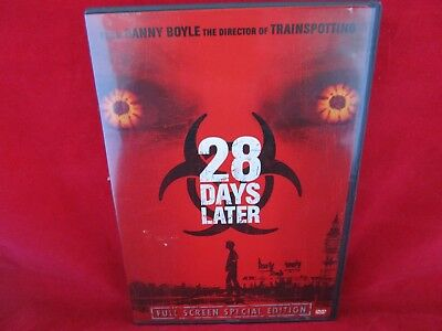 """28 Days Later"" Full Screen Special Edition  DVD  F/S"