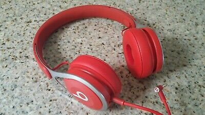 Beats by Dr. Dre EP On-ear Headphones Red colors
