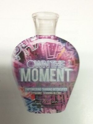 DESIGNER SKIN OWN THE MOMENT TANNING INTENSIFIER 10 oz F Free Shipping