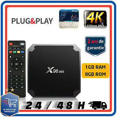 SUNNZO X96 Mini Android Box 7.1 Boite Multimédia