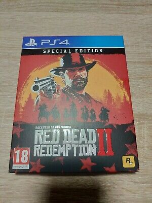 Red Dead Redemption 2 - Special Edition PS4