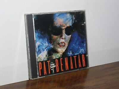 Pat Benatar   Best Shots  / Cd / 1989  Crysalis Records