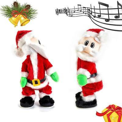 9e4c372825d63 Other Toys   Games New Musical Dancing Singing Santa Novelty Christmas Xmas  Decoration Gift Music