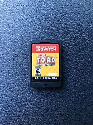 Captain Toad Treasure Tracker Nintendo Switch * GAME ONLY * Free Ship
