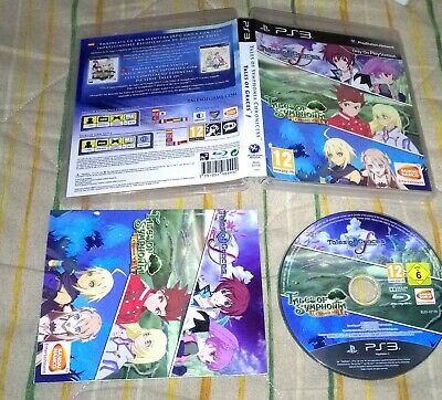 Tales of Graces F + Symphonia ps3 pal españa playstation 3 español