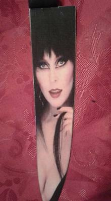 Elvira butcher knife horror halloween Mistress of the Dark