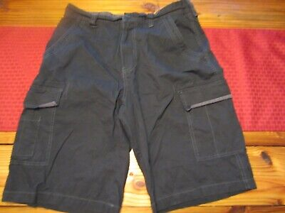 426a302230 Clothing, Shoes & Accessories LRG Lifted Research Group RC Ripstop Men  Cargo Shorts Black Classic Fit Men's Clothing