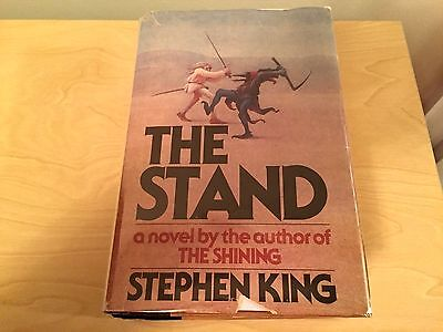 The Stand - Stephen King (1978) - True First Edition