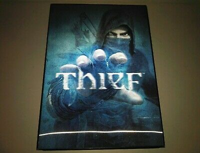 Thief Steelbook ONLY, NO Game Disc PS4/ Xbox One