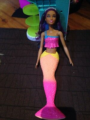 Mermaid Barbie Like New!