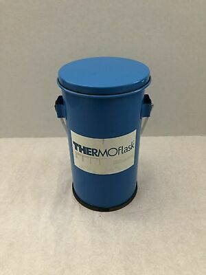 Thermolyne Thermo Flask Cat. No. 2119, 2 Liters, Dewar with lid and handle