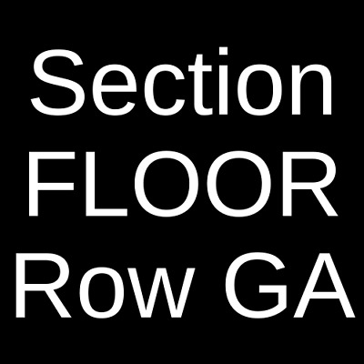 2 Tickets George Thorogood and The Destroyers 5/2/19 Missoula, MT