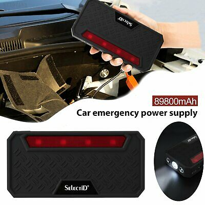 Jump starter 68800mAh Car Jump Starter Engine Mini Booster Battery 4USB Chargers