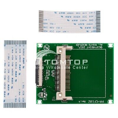 "CF to Zif 1.8"" HDD SSD Hard Drive IDE Adapter S2N2"