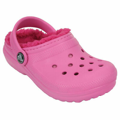 dce885dcb CROCS GIRLS  LINED Clogs -  24.98