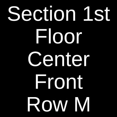2 Tickets Bryan Ferry 8/13/19 The Anthem - D.C. Washington, DC