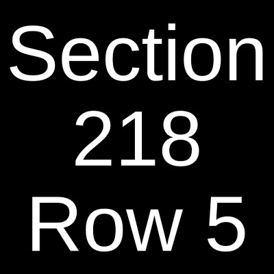 2 Tickets Rock and Roll Hall Of Fame Induction Ceremony 3/29/19 Brooklyn, NY