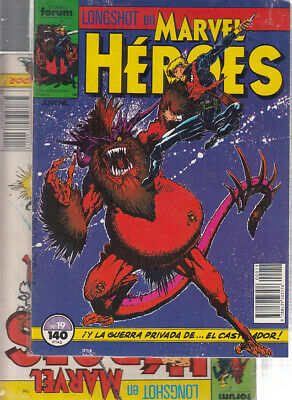 Marvel Heroes. Nº.   19..  ...Forum.