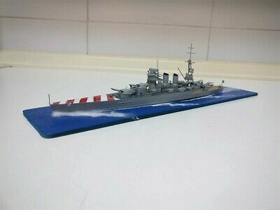 Built 1/700 Resin Italian Bb Conte Di Cavour .very Rare.for Collectors,oop