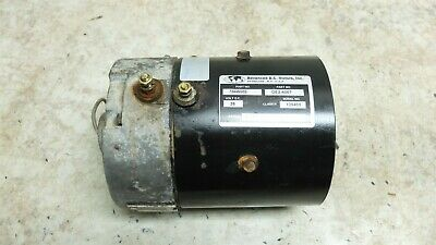 36 VOLT 19 Spline Electric Motor Fits Select EZGO and Yamaha