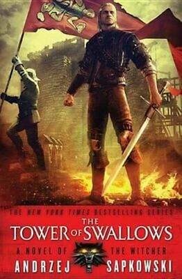NEW The Tower of Swallows By Andrzej Sapkowski Paperback Free Shipping