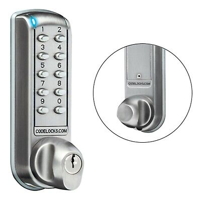 CODELOCK CL255 SS 2000 Series Entry Level Electronic Tubular Mortice Latch