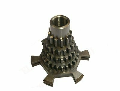 Gear Cluster / Auxiliary Shaft 12 16 20 25 Cogs For Vespa Scooter CDN