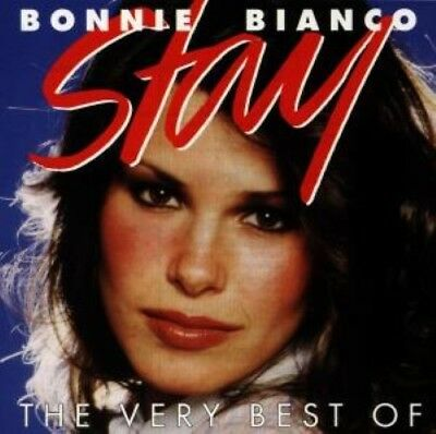 Bonnie Bianco - Stay The Very Best Of CD NEU & OVP (Greatest Hits Pierre Cosso)