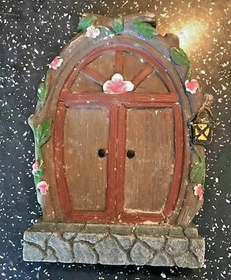 Latex Mould for making this lovely fairy door with flowers