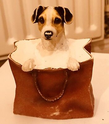 Latex Mould for making this Puppy In A Gift Basket