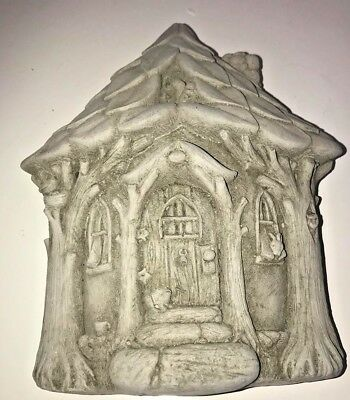 Latex Mould for making Beautiful 3d tree house plaque