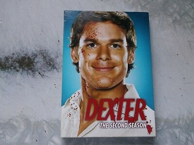 Dexter- Season 2  (Dvd Disc)