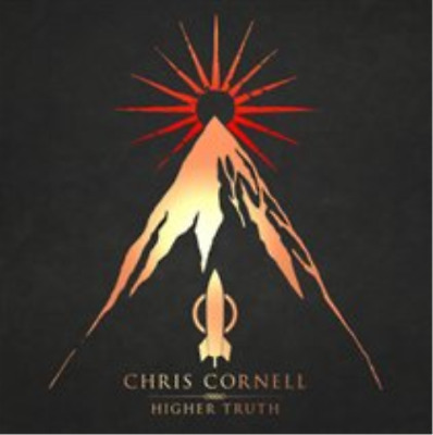 "Chris Cornell-Higher Truth (UK IMPORT) Vinyl / 12"" Album NEW"