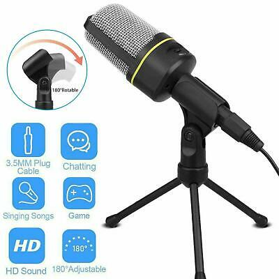 Desktop Microphone with Tripod Professional Podcast Studio Microphone For G2O4