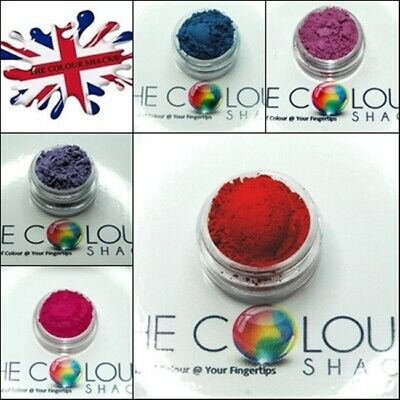 The Colour Shack® 1 X 10ML POT ONLY ***POTENT PIGMENTS*** ARTS & CRAFTS ONLY