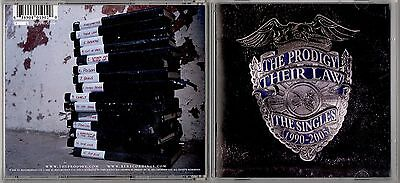 THE PRODIGY - Their Law (The Singles 1990-2005) 2005 CD Album  *FREE UK POSTAGE*