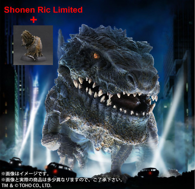 X-Plus Deforeal series Deforeal Godzilla 1998 Shonen Ric Limited From Japan