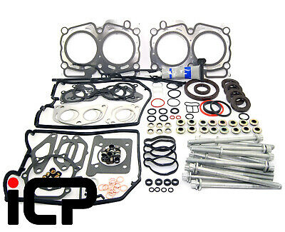 Full Engine Gasket Set, Bolts & Sealant Fits: Subaru Impreza WRX 00-05 Non AVCS