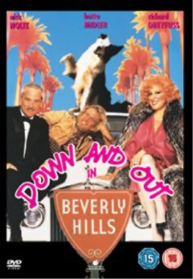 Valerie Curtin, Mike the Dog-Down and Out in Beverly Hills (UK IMPORT) DVD NEW
