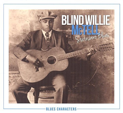 Statesboro Blues - McTell, Blind Willie (UK IMPORT) CD NEW