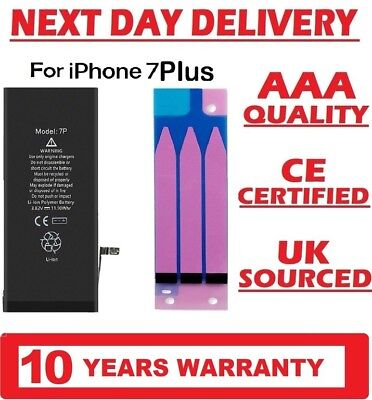 NEW  Replacement Battery For  iPhone 7 plus+TAPE 2900mAh Brand New Original