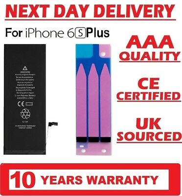 New  Battery Replacement For IPhone 6S PLUS+TAPE 2750MAH Free Delivery
