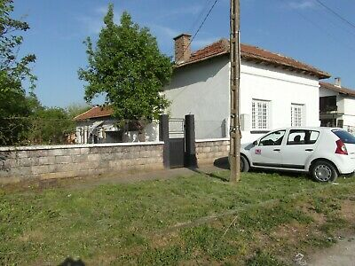 Bulgarian countryside house one of 2 within company LTD Brexit proof.