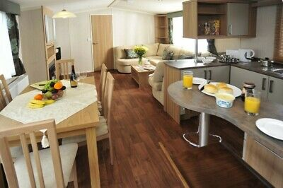 6 Berth Luxury Holiday Caravan, Near Newquay, 6 nights in May (excl. 25th May)