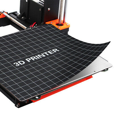 235*235mm 3D Printing Build Surface Heatbed Platform Sticker Print Bed Tape D8O3