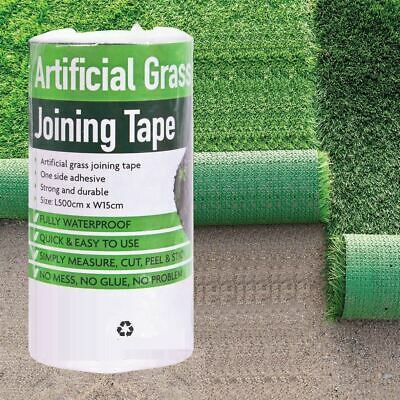 New Artificial Grass Joining Tape Lawn Fixing Fake Jointing Lawn Astro Turf