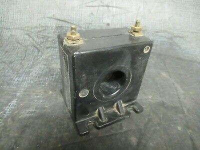 Instrument Transformers Ct Ratio: 500:0.2 A Sft-501-0.2 **warranty Included**